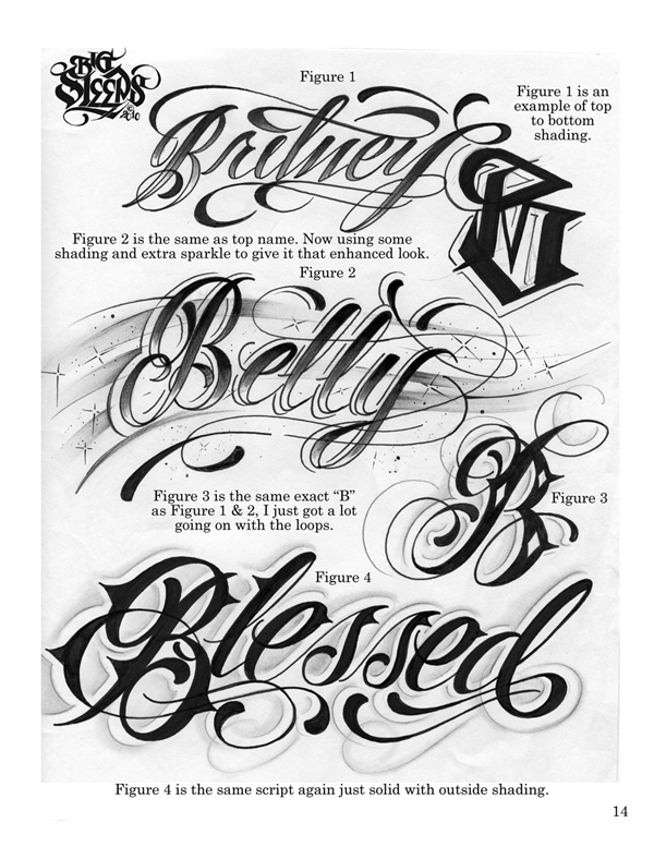 Letters to live by volume 1 tattoo script lettering Script art