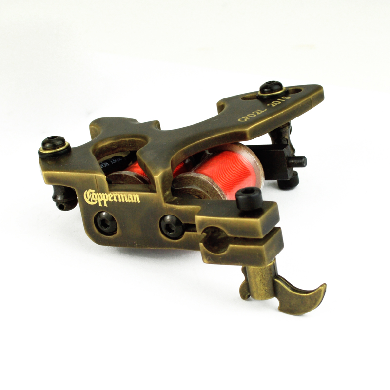 Copperman Tattoo Machine Reindeer With Cnc Frame Liner