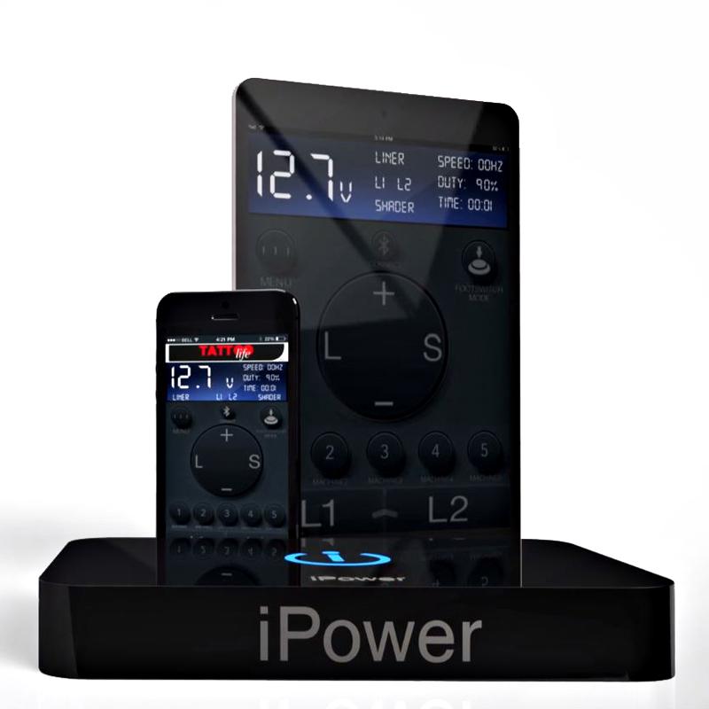 ipower tattoo machine power supply