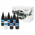 Bob Tyrrell Advanced Black and Grey Tattoo Ink Formula Set 1oz