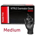 Nitril Tattoo Glove, Powder-Free, Latex Free - Medium