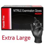 Nitril Tattoo Glove, Powder-Free, Latex Free - Extra large