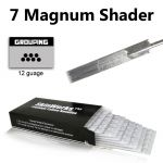Tattoo Needles - 7 Magnum Shader 50 Pack