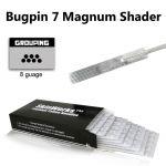 Tattoo Needles - #8 Bugpin 7 Magnum Shader 50 Pack