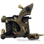 Hand Made OLD SCHOOL DAMASCUS TATTOO Machine Shader