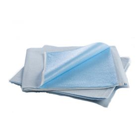 """Poly-backed Drape Sheets 40"""" x 90"""" - Case of 50"""