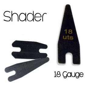 18 Gauge shader Tattoo Springs
