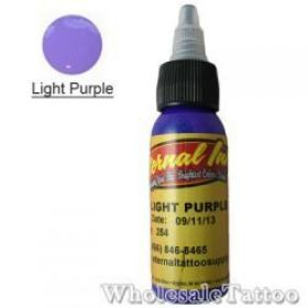 1 oz Eternal Tattoo Ink light purple