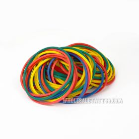 Quality Color Tattoo Rubber Band #12