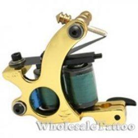 S-CLASS Professional Tattoo Machine /w 10 coils