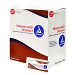Vitamins A & D Ointment Bx/144 5 Gram Foil Pack