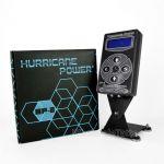 BLACK HURRICANE® DIGITAL TATTOO MACHINE POWER