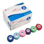 "Sensi Wrap Self Adherent Wraps 1"" x 5 Yards Per Roll (Box of 30 Rolls)"
