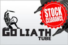 Goliath Tube™ Disposable Grips