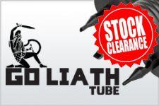 Goliath Tube™ Disposable Grips