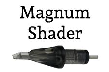Solo™ Magnum Shader Cartridge Needles