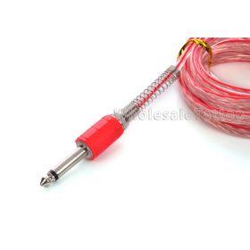 Hurricane® Heavy Duty Tattoo Clip Cord With RCA Plug (1 Year Warranty* )